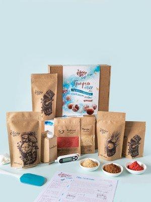 Набор для приготовления конфет Трюфелей ChocoSet Truffle Classic